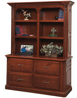 Lexington Double Lateral File Cabinet