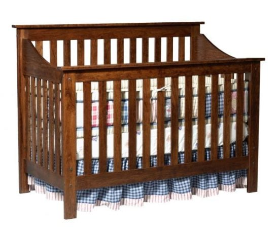 Christian Jacob Crib