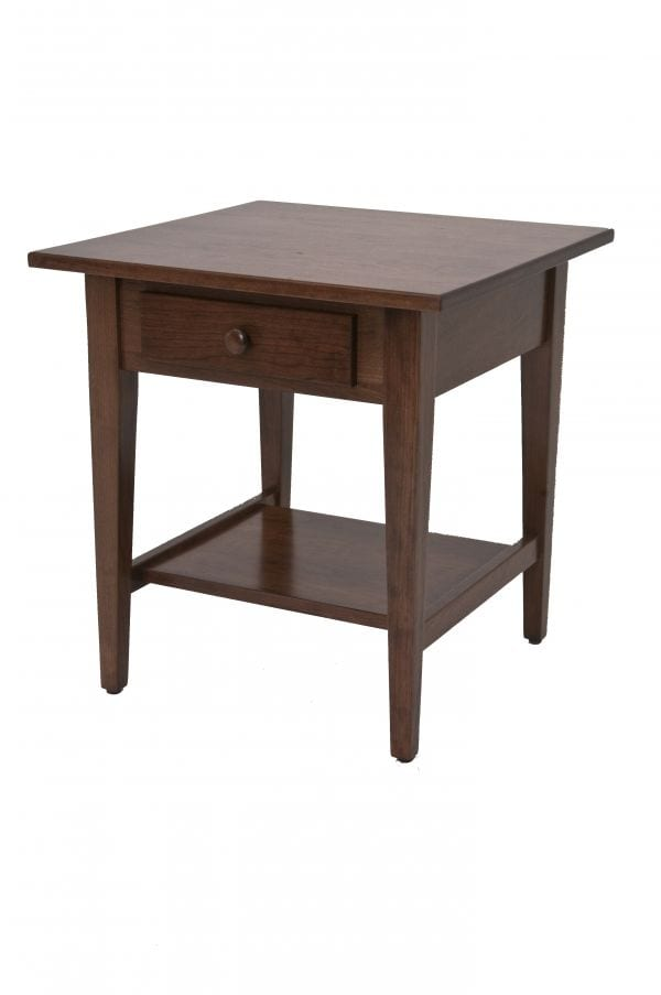 Shaker End Table w/Drwr