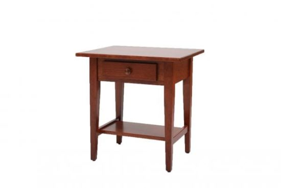 Shaker Small End Table w/Drwr
