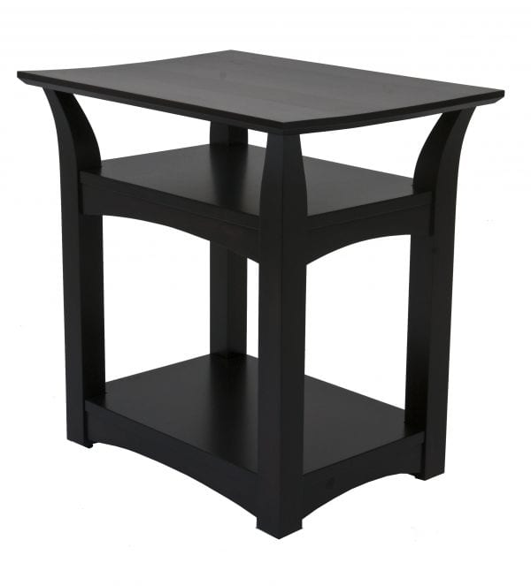 Manhattan Open Small End Table