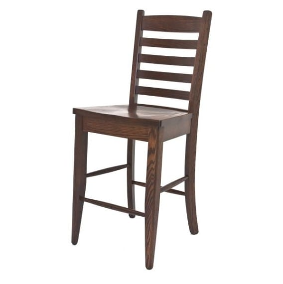 "24"" Keller Ladder Bar Chair"