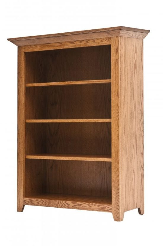 36X48 Open Front Bookcase