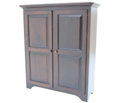 Two-Door Linen Closet