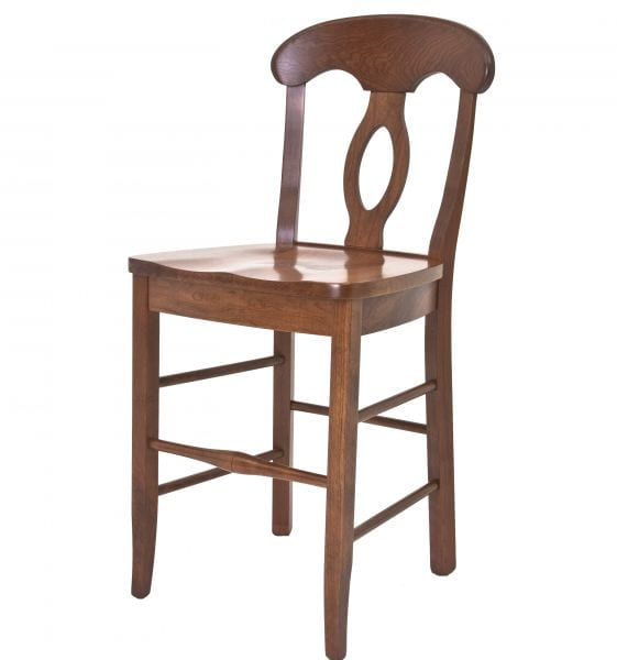"24"" Napolean Side Bar Chair"