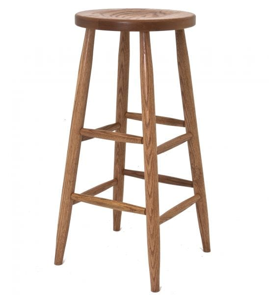 "30"" Fancy Seat Stool"