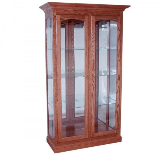 2-Dr Picture Frame Curio