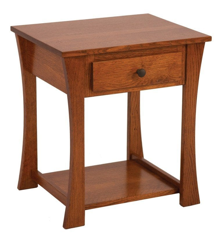 AB-506 Abigail 1 Drawer Night Stand-QSWO_cp