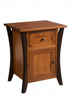 Allegheny One Drawer Nightstand