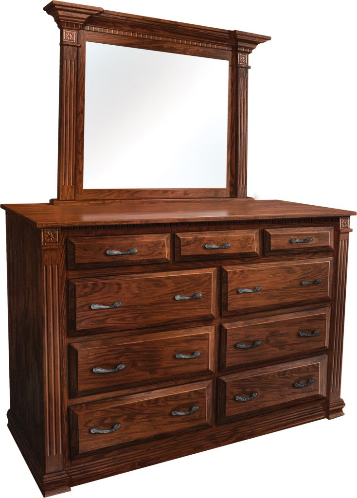 Traditional High Dresser