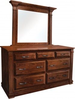 Traditional Low Dresser