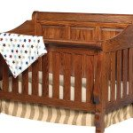 Heirloom Slat Crib