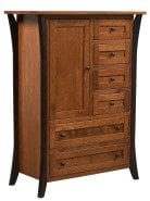 Allegheny Door Chest