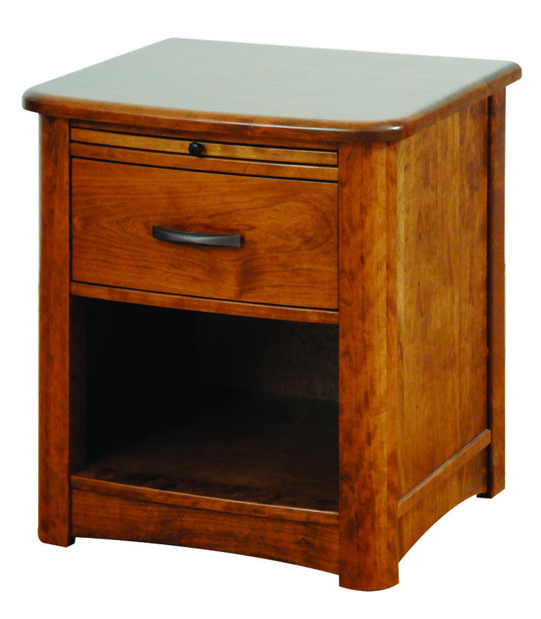 Meridian One-Drawer Nightstand