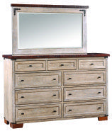 Farmhouse Heritage Tall Dresser