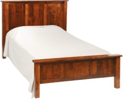 Classic Shaker Panel Bed
