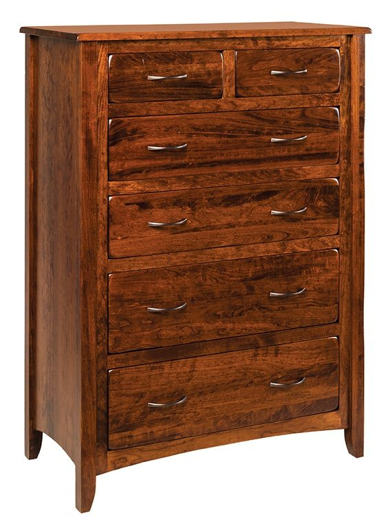 Jackson Six-Drawer Chest