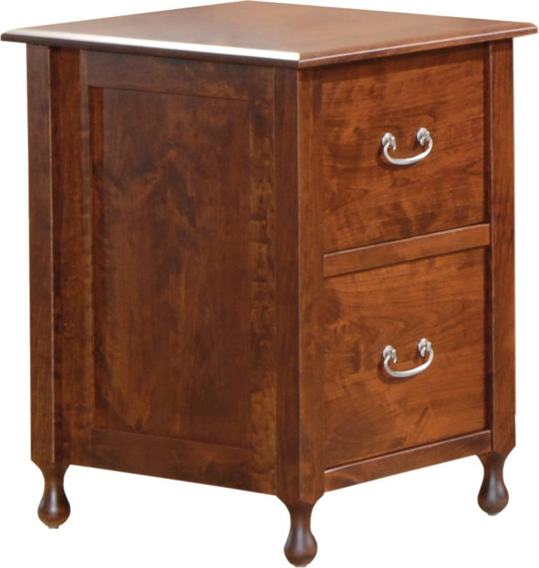 Shiloh Two-Drawer File Cabinet