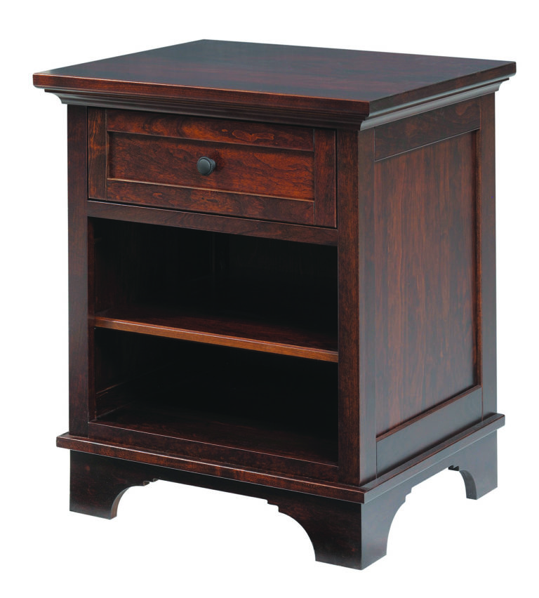 Arlington One-Drawer Nightstand